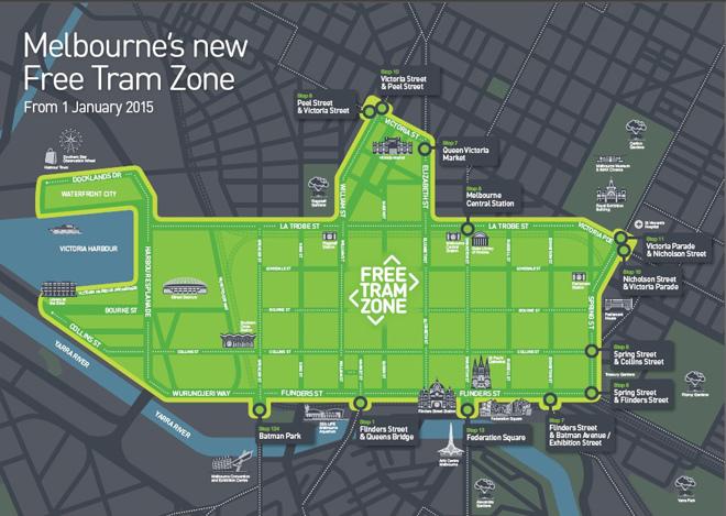 Mel free tram zone_from 2015