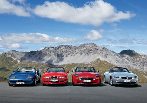 Picture-of-the-BMW-cars-including-Z1-concept