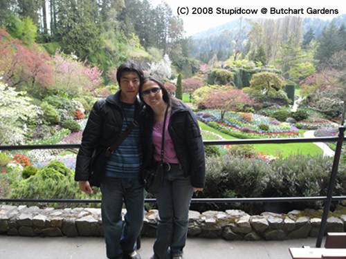 Butchart Gardens(C) 2008 Stupidcow @ Butchart Gardens