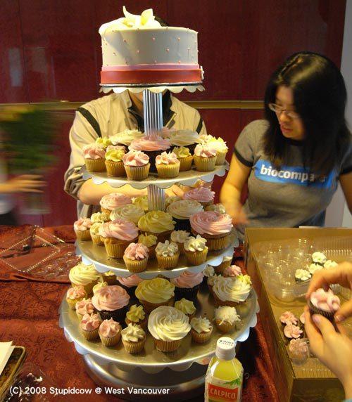 甜蜜蜜的結婚蛋糕
