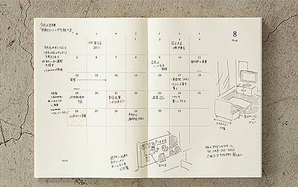 MIDORI 2021NOTEBOOK手帳日記NT$ 320_1.jpg