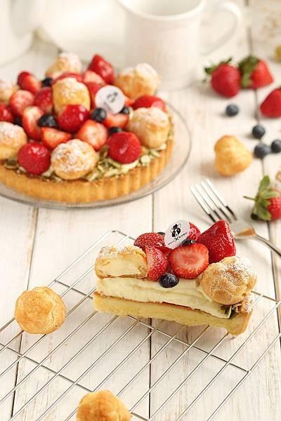 Mini私房點心 甜心巴黎草莓泡泡NT$ 580_1.jpg