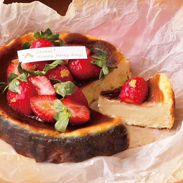 朗芙法式甜點 草莓烤焦起司蛋糕NT$ 690.jpg