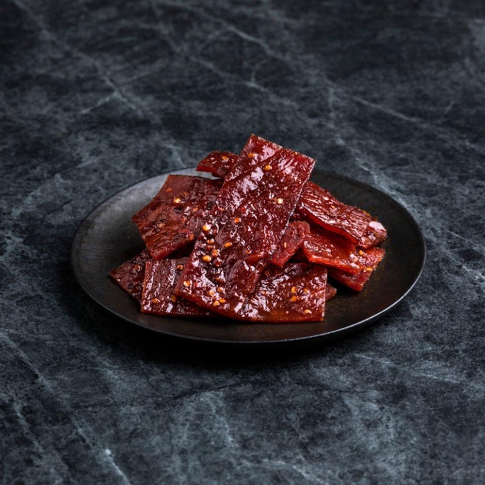 金龍肉乾創始店 泰式酸辣豬肉乾 NT$ 198(9折,原價NT$219).jpg