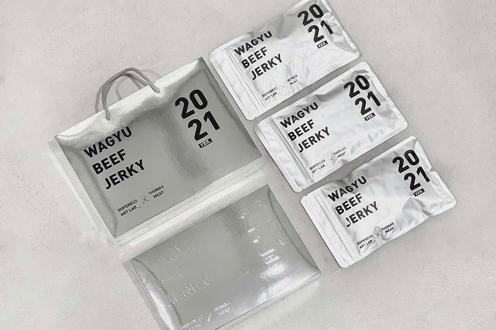 湯瑪仕肉舖 DOPENESS ART LAB聯名款-隱藏版黑鑽和牛肉乾禮盒 NT$ 1,200_1.jpg