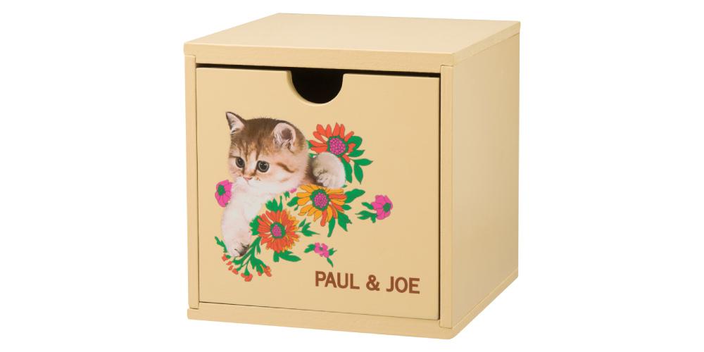 PAUL %26; JOE奶茶貓收納盒.jpg