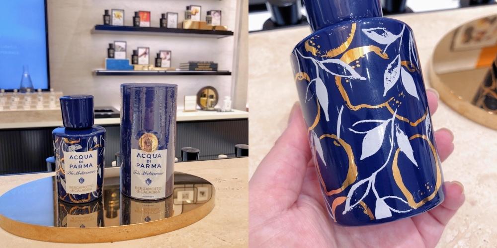 Acqua di Parma藍色地中海卡拉布里亞佛手柑精純限定版2.jpg