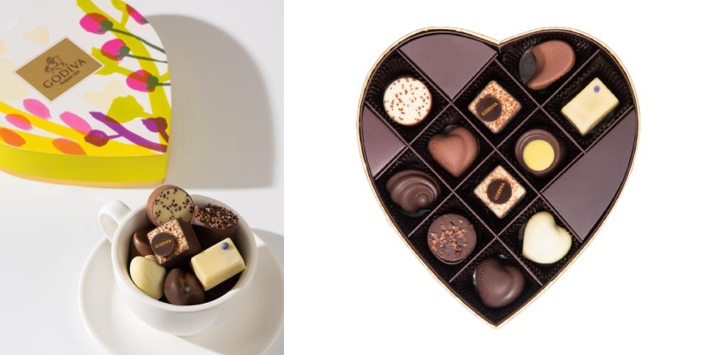GODIVA夏之戀心型巧克力禮盒11顆裝.jpg
