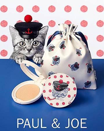 Paul-Joe-Pressed-Powder-Sailor-Cat-2015-Spring.jpg