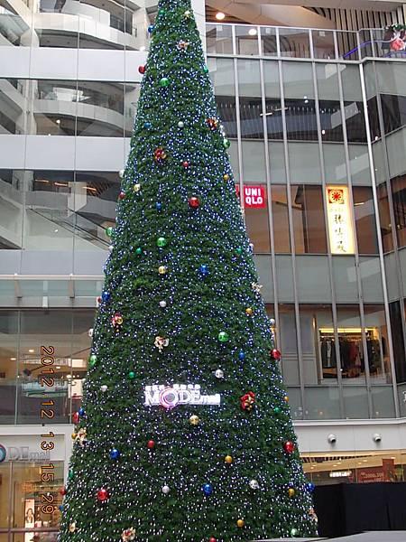 2012新時代耶誔樹