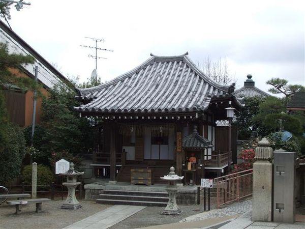 反正就是寺廟風情