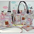 法式浪漫巴黎整組包款 006