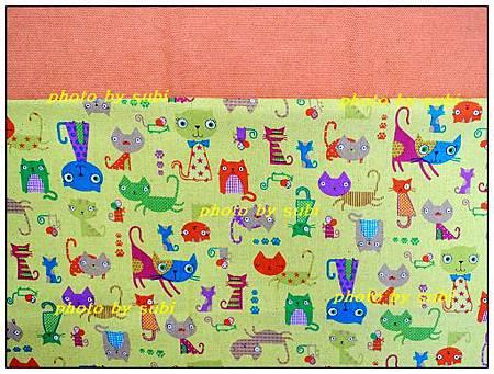 棉布組和短夾材料包 014