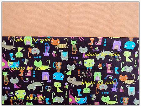 棉布組和短夾材料包 032