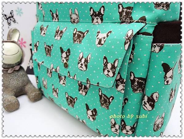 波士頓梗犬後背包 012