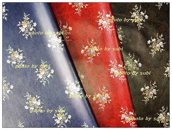 皮格紋防水布組 003