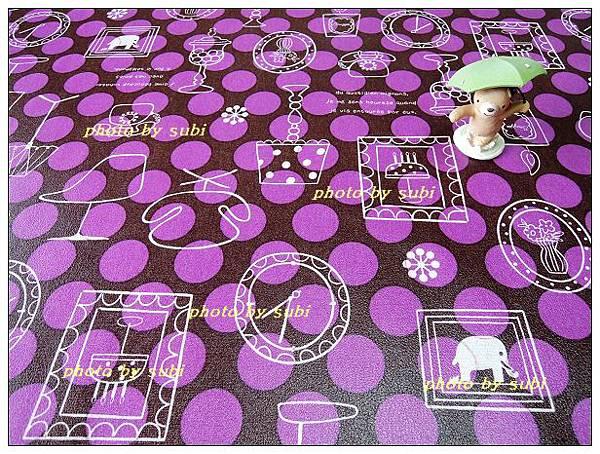 皮格紋防水布組 015
