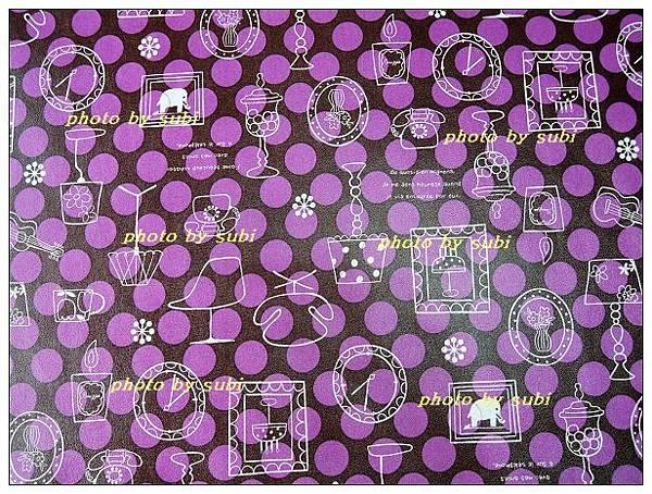 皮格紋防水布組 013