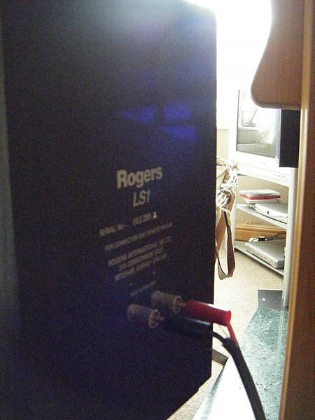 Rogers LS1 back