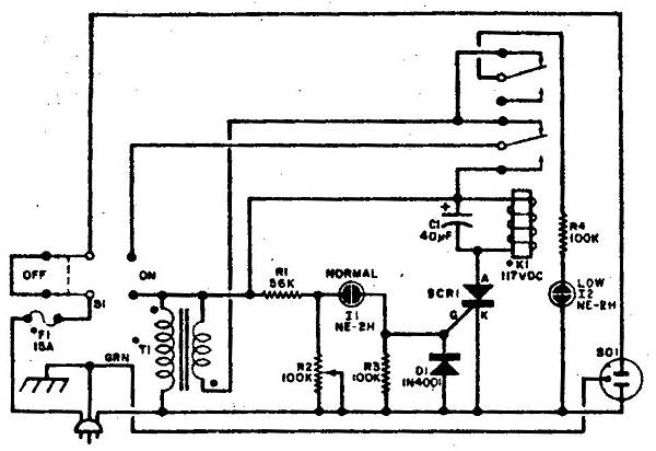 AT-94 線電壓偵測器 MT-50