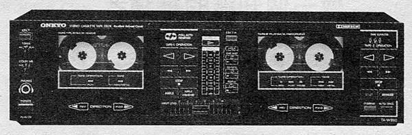 ONKYO TA-W990