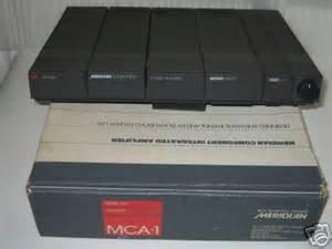 MERIDIAN MCA-1
