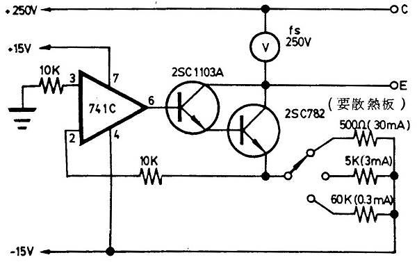 AT-100-003簡易Vceo測試器MT-53