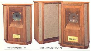 Tannoy-WESTMINSTER TW