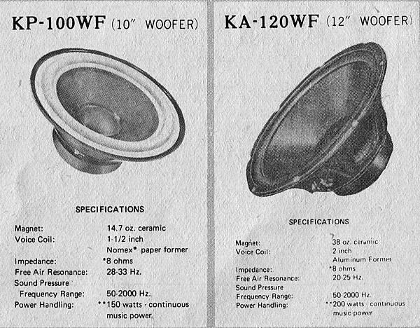 Peerless KP-100WF KA-120WF.jpg