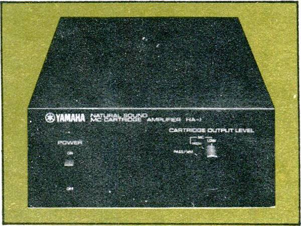 YAMAHA HA-1