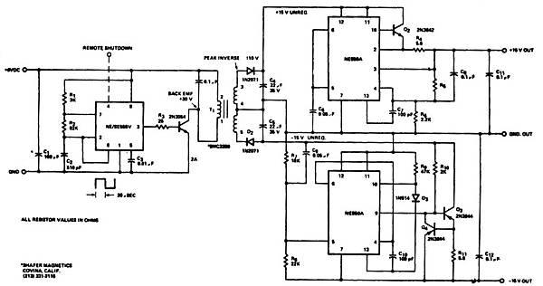 直流昇壓電路 PS-18
