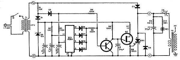 高壓捕鼠器 MI-14