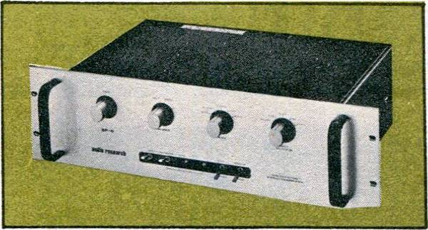 Audio Reserch SP-6