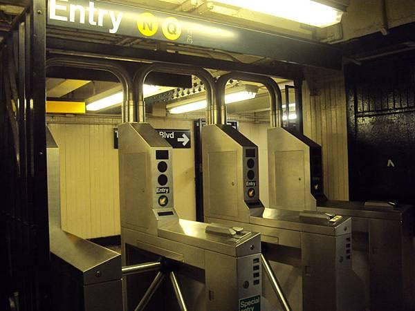紐約地鐵04