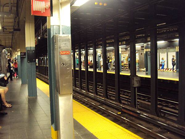 紐約地鐵07