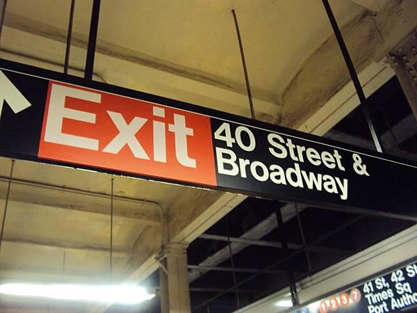 紐約地鐵08