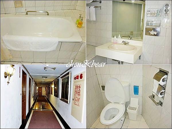 高雄漢王洲際飯店_浴室及走廊.jpg