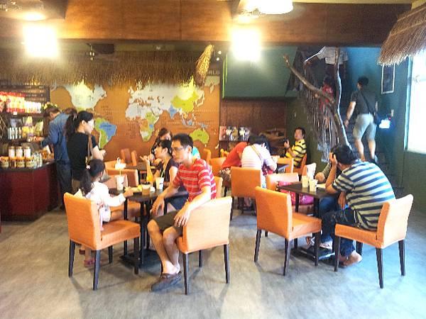 台南-台灣咖啡博物館