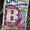 DHC(營養補助食品)-綜合維他命B