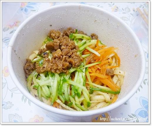 東海素食-乾拌麵
