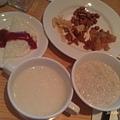 我和阿母共食的中式早餐