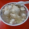 花生豆花+湯圓