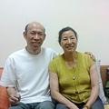 媽媽和小舅
