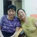 媽媽跟阿姨