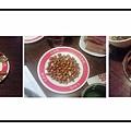 毛豆/花生/冰淇淋(都是free的)
