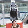 世運的可樂瓶