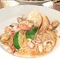 蛤蜊XX海鮮麵