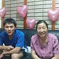 媽媽和女婿(坐太開了啦)