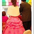 拍妹妹背影這件裙擺好美