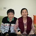 二姨媽也被我訓練的愛拍照了!
